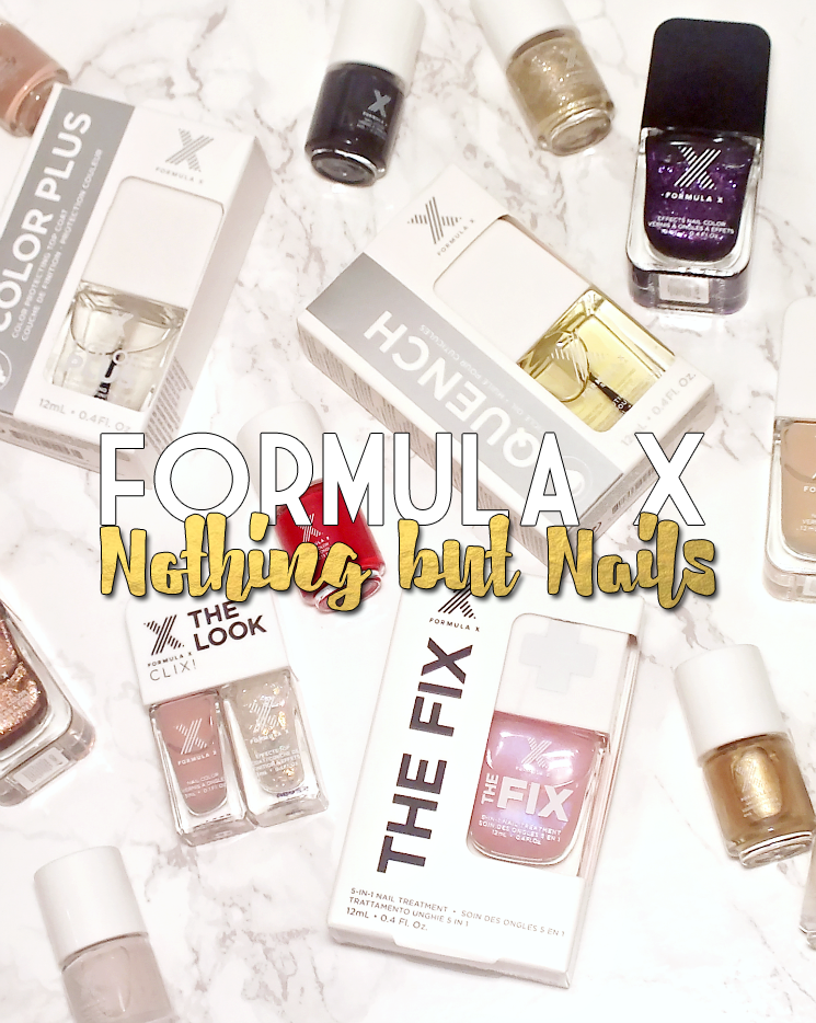 Nothing but Nails with Formula X