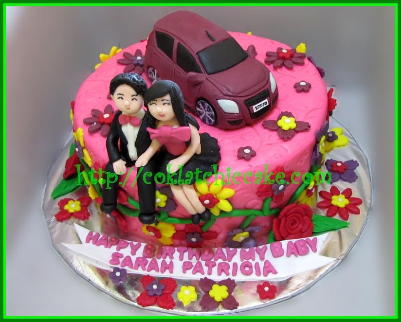 Cake Pasangan