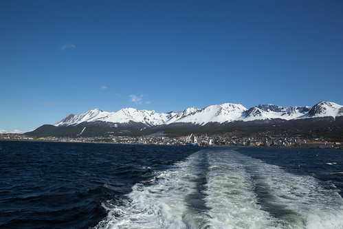 Ushuaia: The Southern Most City In The World