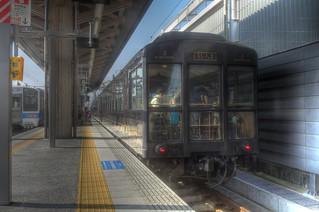 'SL HITOYOSHI' at Kumamoto Station on OCT 23, 2015 (25)