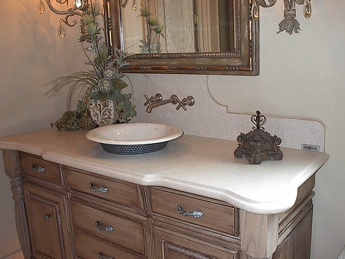 Silestone Bathroom