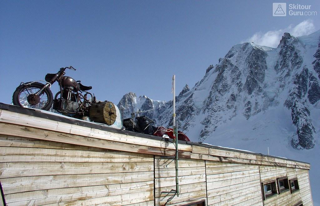 Cabane Argentiére, Chamonix - Mont - Blanc, France