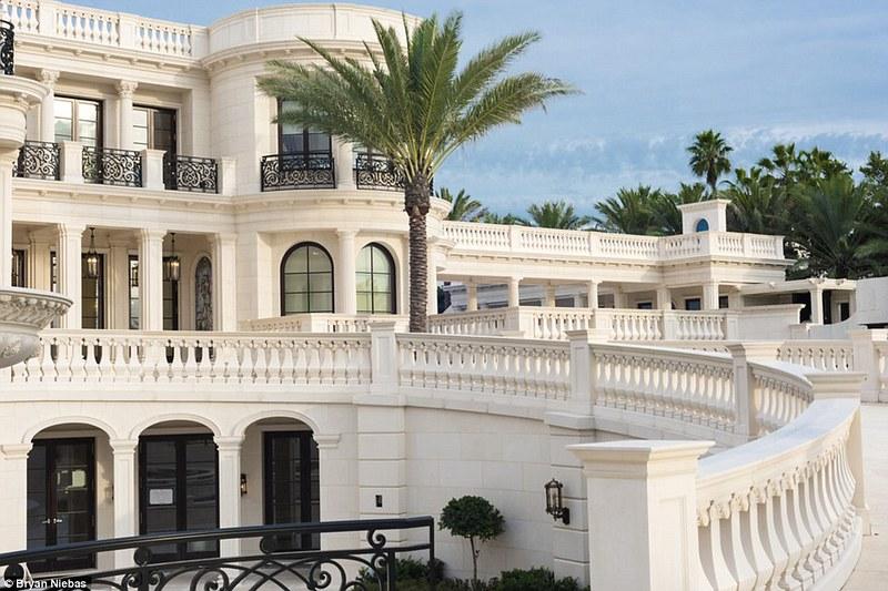 Дом в Майами Le Palais Royal