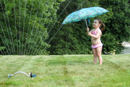Sprinkler + Umbrella