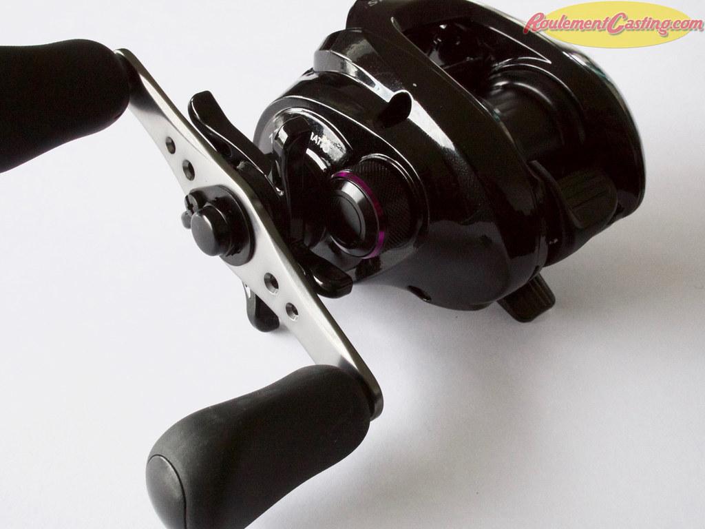 Shimano Brenious Spool Bearings Upgrades #6
