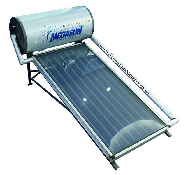 Dòng máy nước nóng năng lượng mặt trời MEGASUN tấm phẳng bình tích hợp & tách rời