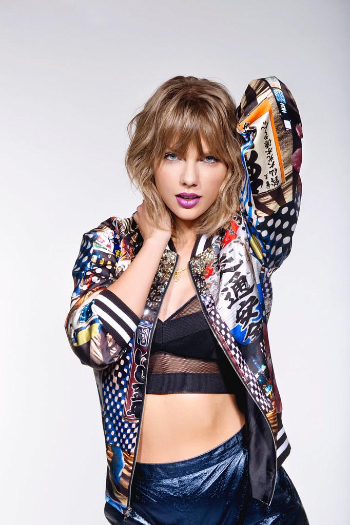 Тейлор Свифт — Фотосессия для «NME» 2015 – 10