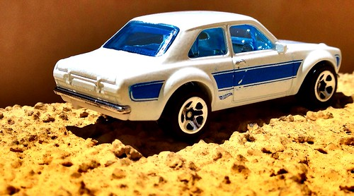 Hot Wheels - Ford Escort 1970