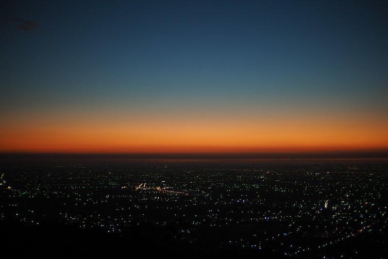 Sunset 星月天空|中一光學 Zhongyi