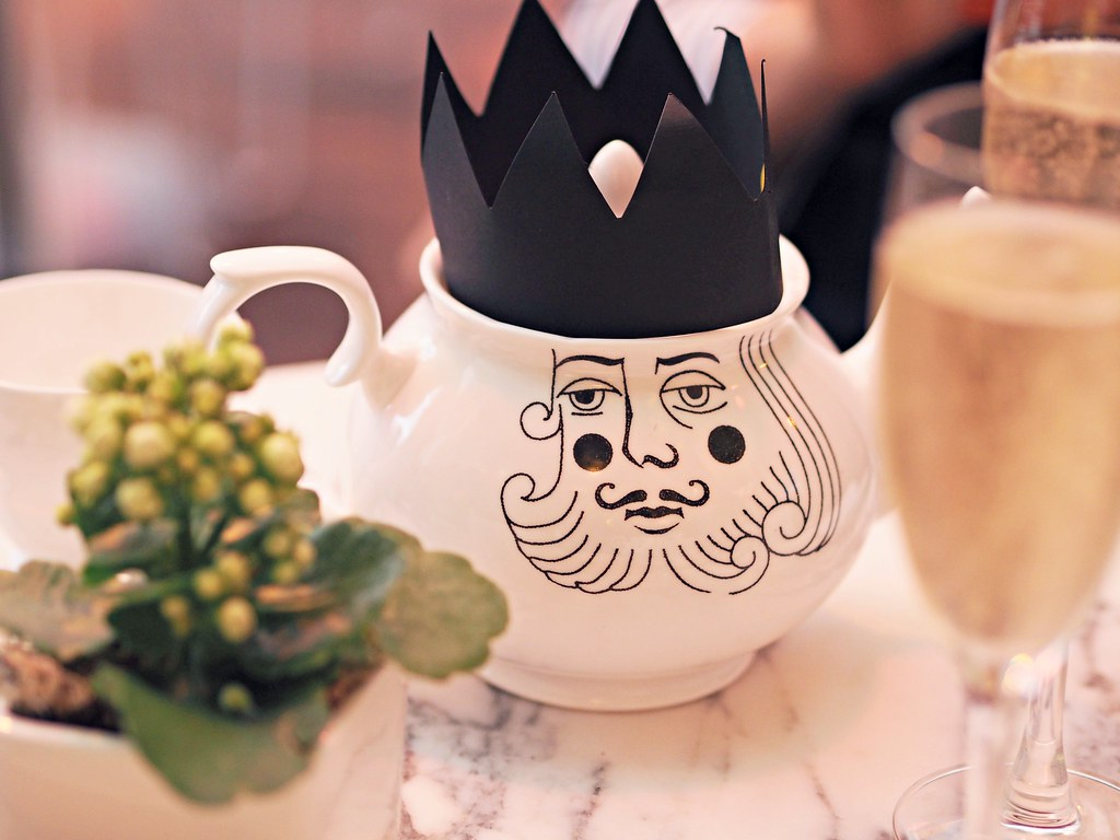 Sanderson Mad Hatters Gluten Free afternoon tea review 5