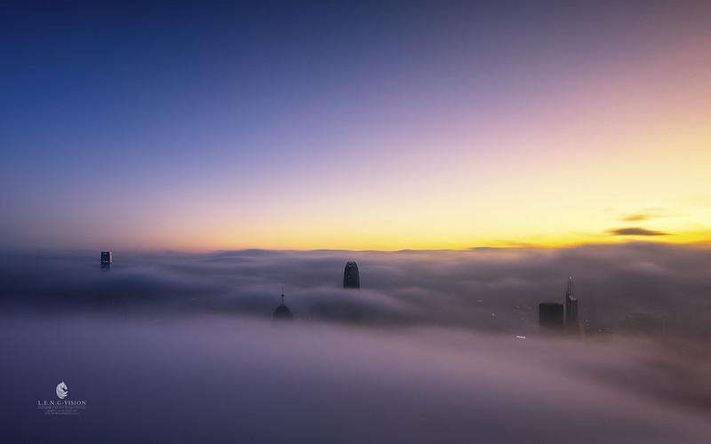 HONGKONG-云海
