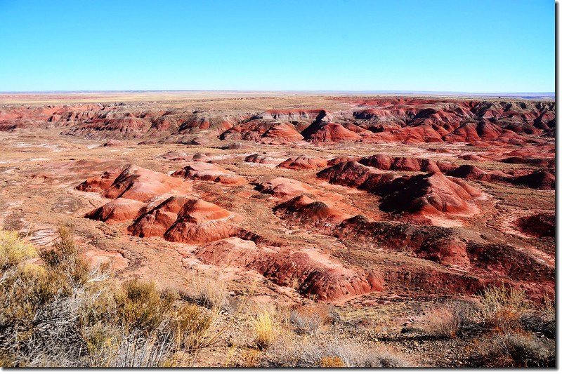Painted Desert From Tiponi point 3
