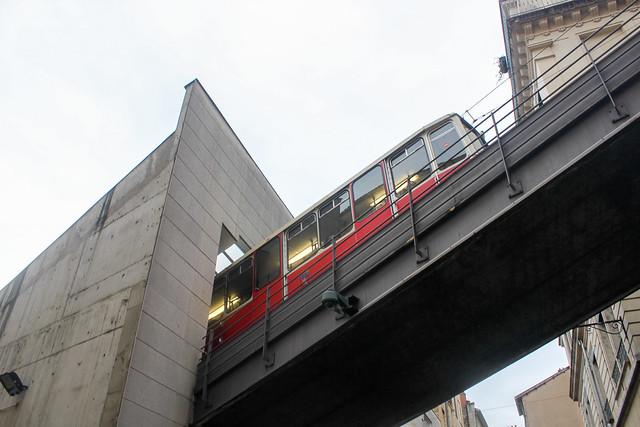 Transporte público de Lyon