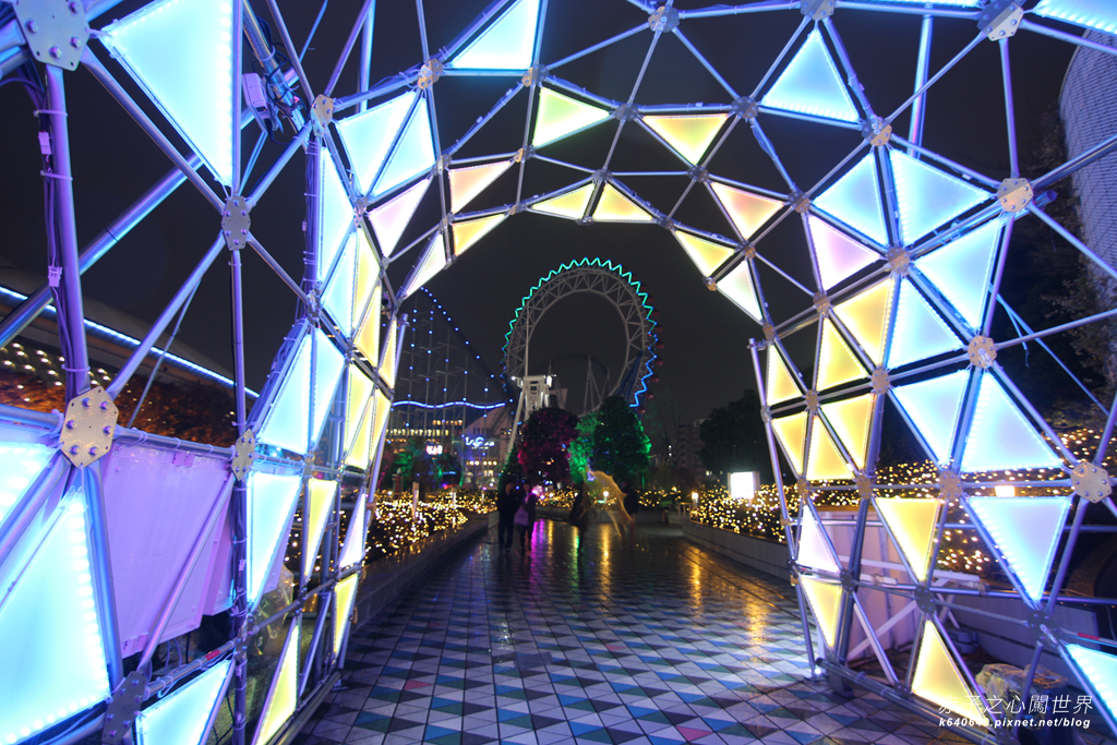 Tokyo Winter Illuminations- Tokyo Dome City-IMG_0613031