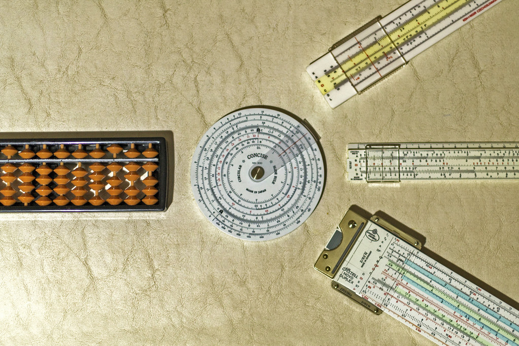 Mathematical calculating instruments