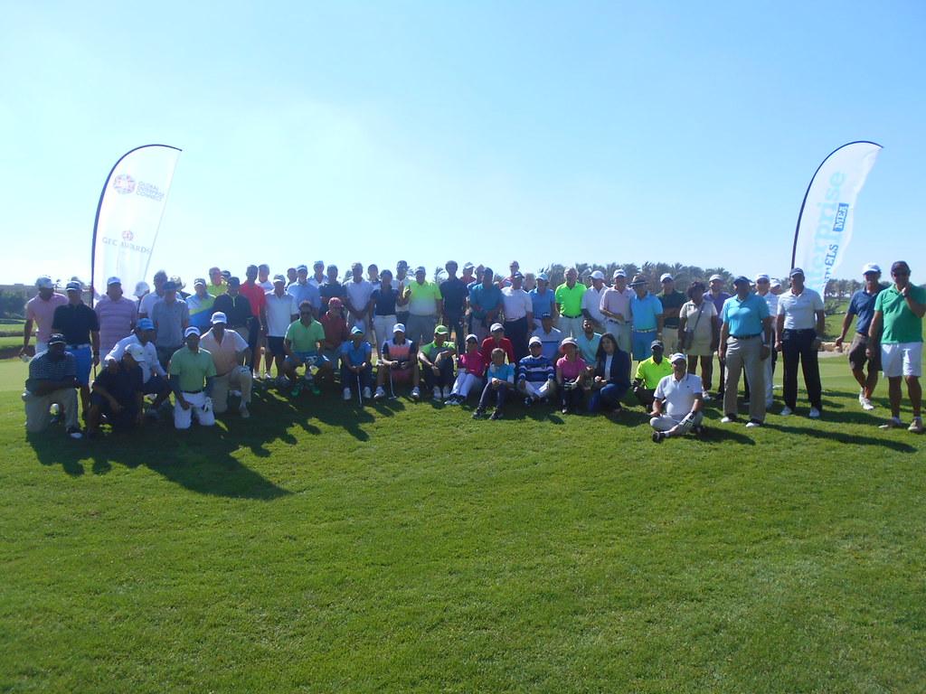 GEC Open Tour 2016 - Egypt