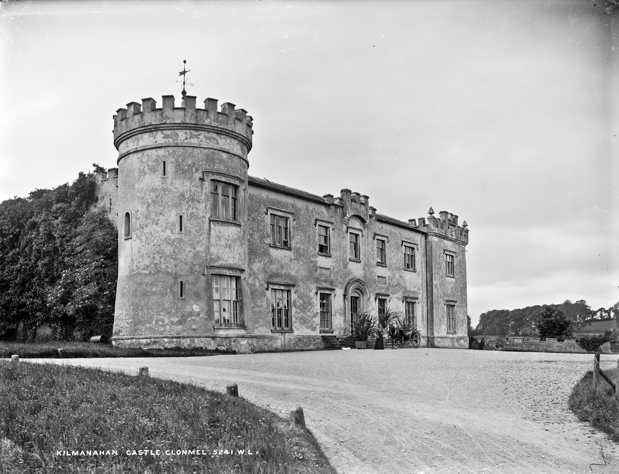 Kilmanahan Castle, Clonmel, Co. Tipperary
