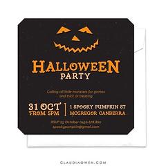 Mmmmmwwwwwwahahahaha #halloweenparty #halloween2016 #halloween #invitation #party #printable