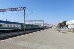 Buxoro train station