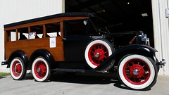 1930 Ford Model A 4WD Prototype