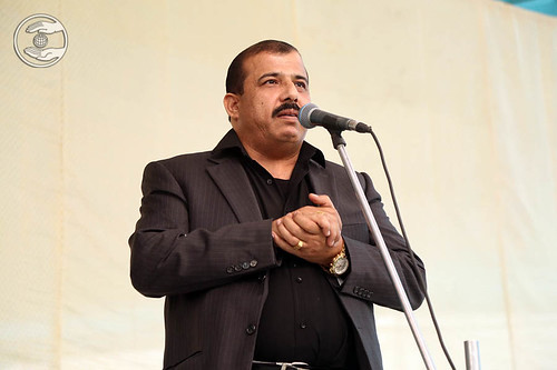 Vijay Bhatia from Bahrain, expresses his views