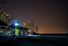 Beach@night