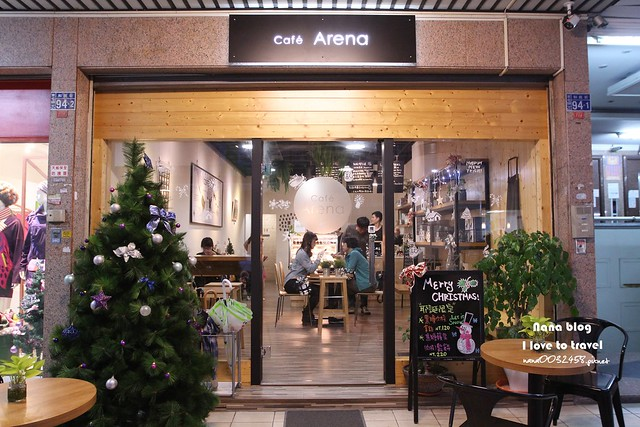 南投草屯咖啡店-美食-Cafe' Arena (2)