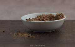Ras el hanout or Rass el hanout in a bowl.