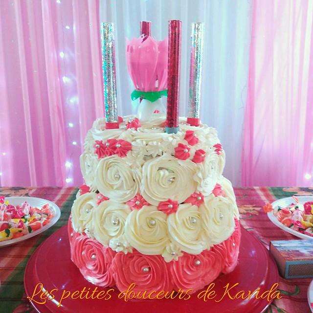 Cake by Les petites douceurs de Kavida