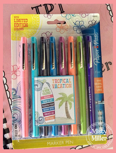 Teacher Favorites Flair Pens