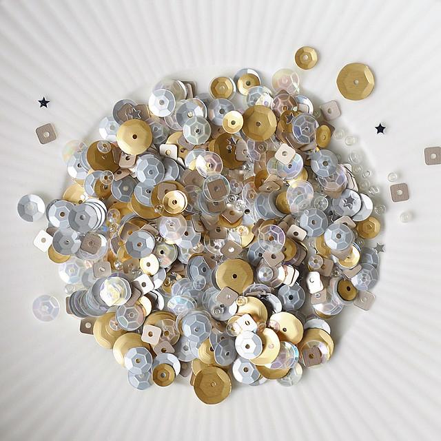 Muted Metallics
