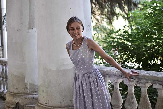 pastel polkadot dress12