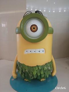 CIRCLEG 腦點系列 佢OK 我OK MINIONS 沙田新城市廣場 旺角 新世紀廣場 壞蛋仔 APM PANCAKE 任食 ROSIE'S CAFE 煙三文魚 芝士蛋糕 (5)