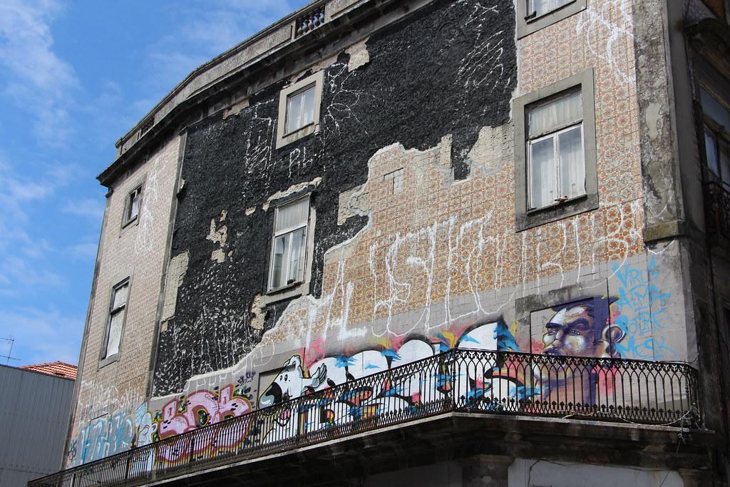 Oporto. 18/08/2015 Fotos de Sienna Brown para URBNARTIMAÑA
