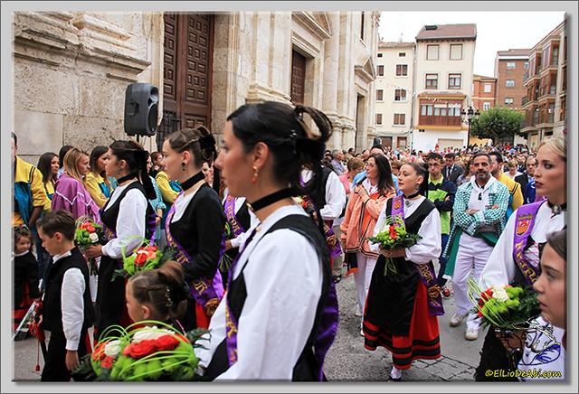 Briviesca en Fiestas 2.015 Procesión del Rosario y canto popular de la Salve (10)