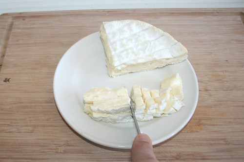 20 - Camembert würfeln / Dice camembert