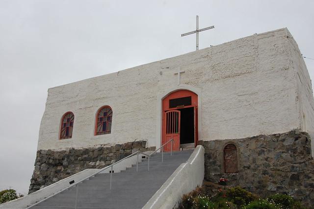 Gruta del Padre Negro, Caldera, Chile