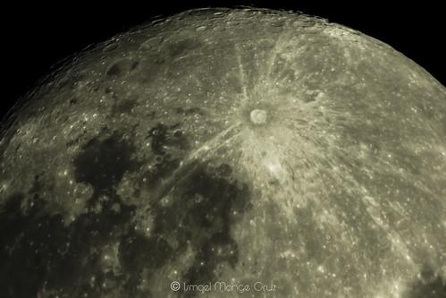 Cráter Tycho Brahe