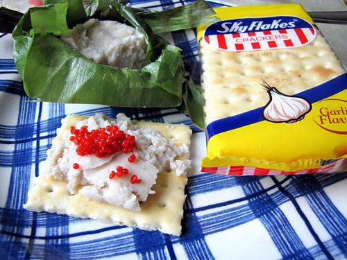 Milkfish Pate
