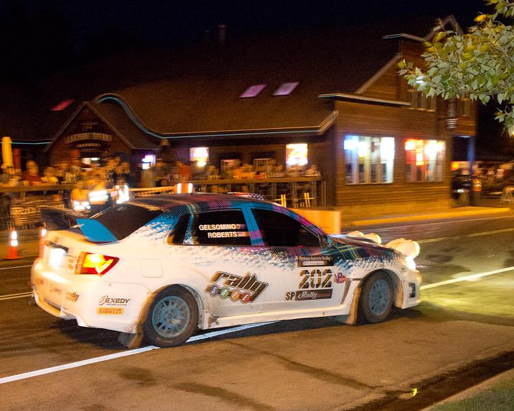 Ojibwe Forest Rally 2015