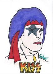 Rambo the Rock Star