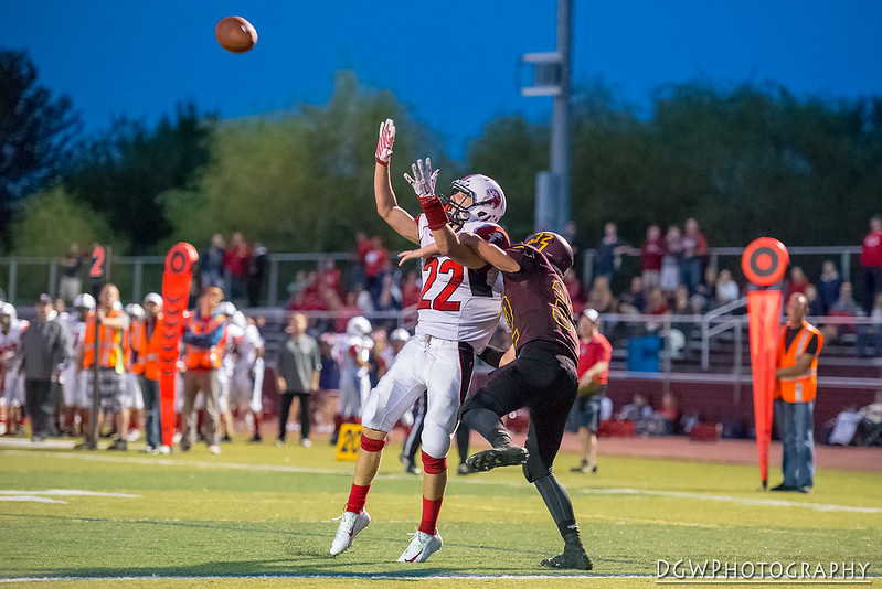 Foran High vs. Sheehan - High School Football