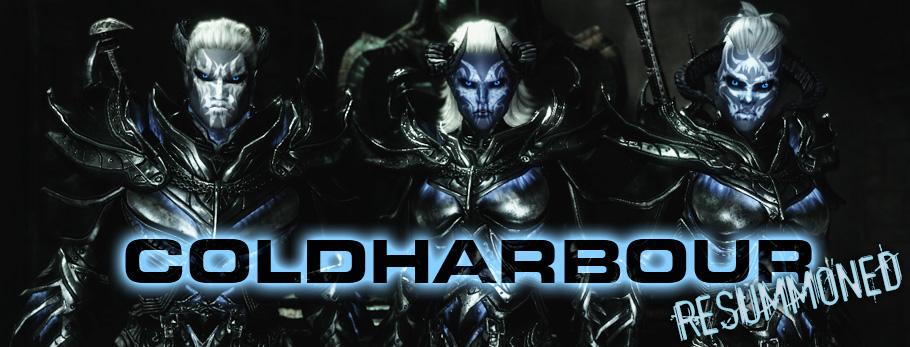 Coldharbour Resummoned at Skyrim Nexus - mods and community