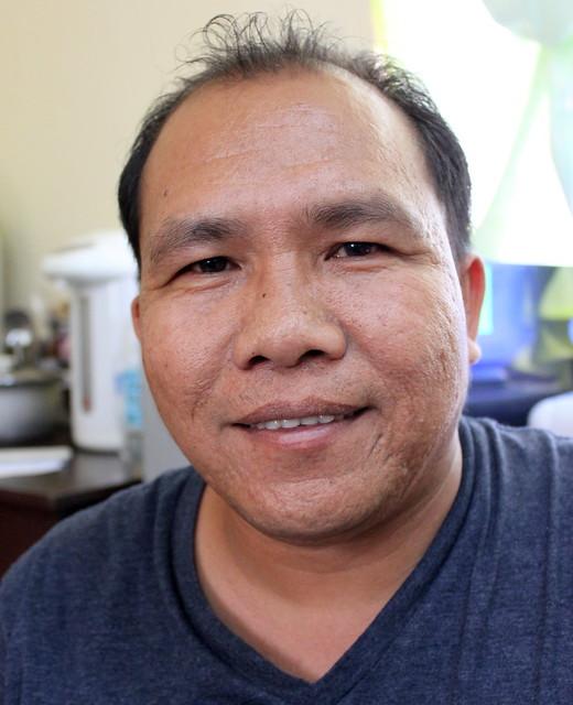 San Rafael municipal employee Inocencio C. Mana-ay