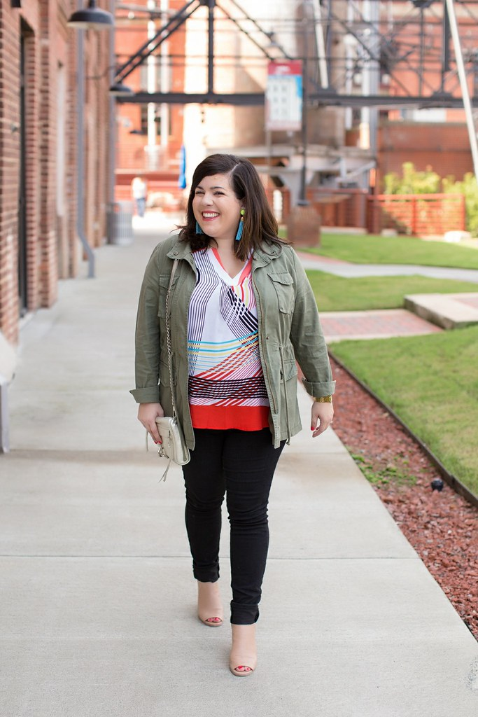 Head to Toe Chic, kohl's, fall outfit idea