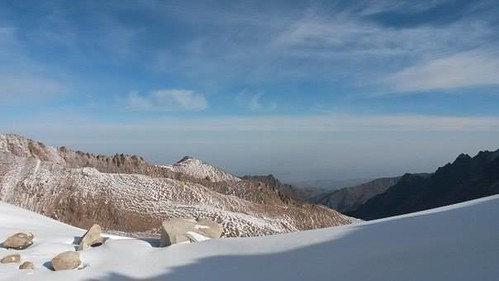 Альпиниада на пик Молодежный (4147 м) (12)