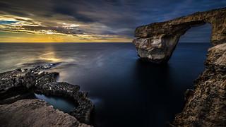 Azure Window - Gozo, Malta - Landscape, travel photography