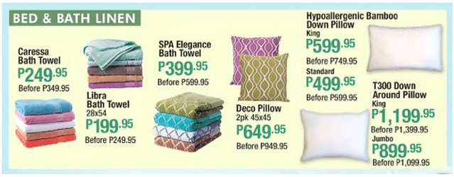 S&R Bed and Bath Linen