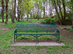 GOC Chorleywood & Chess Valley 087: Bench