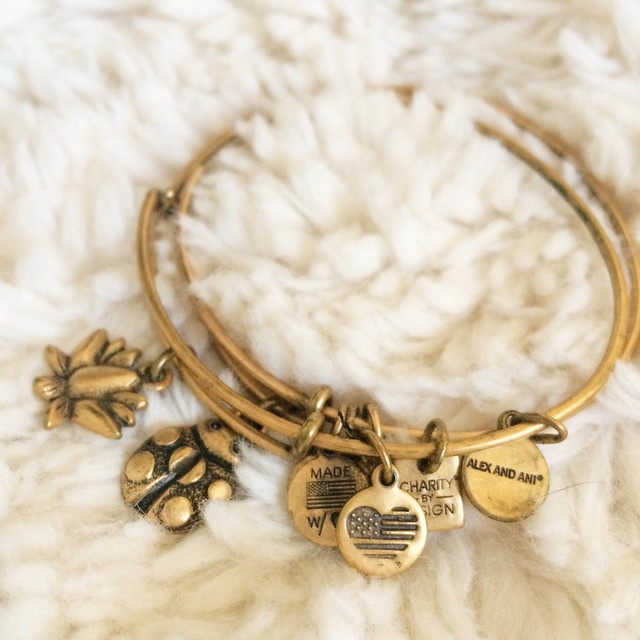 cute & little blog | alex and ani #giveaway